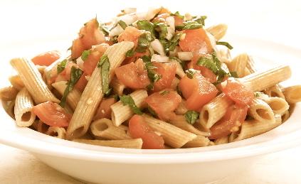 Penne-Rigate-Bruschetta-Pasta « The Vegan Mom